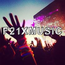 FOREVER 21发布F21 x MUSIC TUMBLR官方主页
