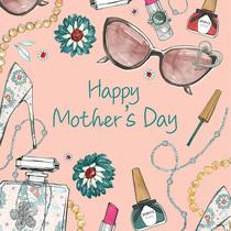 周生生2016母亲节献礼 愿你与妈妈一起变美