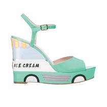 【kate spade new york 】斑斓鞋季 将胆大穿脚上