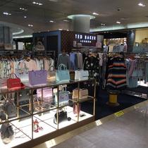 英伦时尚品牌Ted Baker正式进驻南京金鹰国际商城