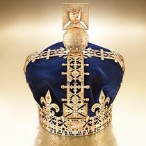 戴比尔斯钻石珠宝Talisman皇冠 英女王登基钻禧之年倾情献礼