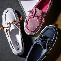 "Sperry重磅推出""可机洗""帆船鞋"