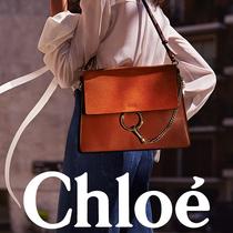 Theo Wenner掌镜 Chloé全新Faye手袋大片