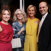 Max Mara庆祝Natalie Dormer荣获2016年度女性电影人Max Mara未来之星奖