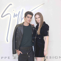 Giuseppe Zanotti Design 2016秋冬系列新品预览会