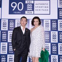 大卫·贝克汉姆亲临香港 庆祝品牌Kent & Curwen成立90周年