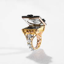 Dior à Versailles系列顶级珠宝