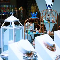 施华洛世奇携手北京长安街W酒店呈现2016环球时尚首饰汇展