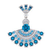 舞动色彩,狂欢巴西 ENZO巴西嘉年华系列热情上市-欲望珠宝