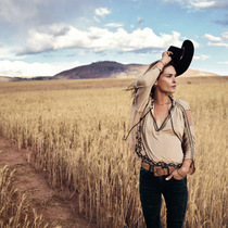 Free People 八月新品画册  携手超模Erin Wasson探索秘鲁之美