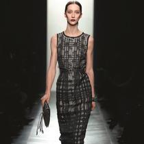 Bottega Veneta 2016秋冬女士成衣系列,个性化奢华