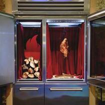 COOL-ART创意冰箱艺术装置展首次亮相北京