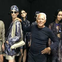 #Suzy米兰时装周:Armani - 另一种魅力