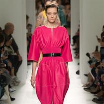 #Suzy巴黎时装周  Hermès:缤纷色彩