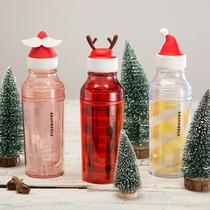 看到这些限量杯的时候 我们就知道圣诞又要来了