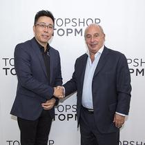 TOPSHOP宣布与尚品网独家战略合作, 全渠道布局中国市场