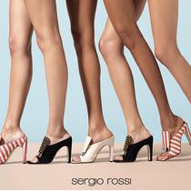 Sergio Rossi 2017春夏系列广告大片