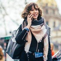 2017秋冬巴黎时装周街拍 Day4