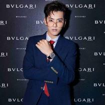 吴亦凡出席宝格丽全球新品发布会  揭幕打破超薄世界纪录的全新Octo Finissimo Automatic腕表