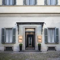 首家FENDI CASA意大利旗舰店在蒙提拿破仑大街3号开业