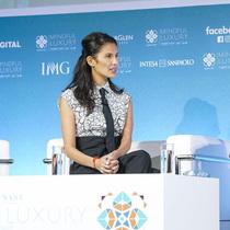 康泰纳仕国际奢侈品会议:Goga Ashkenazi谈复兴Vionnet