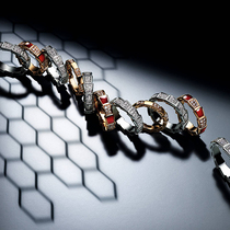 BVLGARI 寶格麗Serpenti Viper戒指系列-欲望珠寶