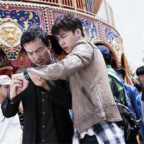 李易峰廖凡肝膽相照 演繹《心理罪》中的光明與黑暗-看電影
