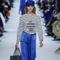 #SuzyPFW: Dior's Modern Muse, Artist Niki de Saint Phalle-Suzy Menkes专栏