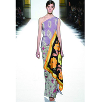 #SuzyPFW: Dries Van Noten's Escape to Happiness; Aalto's Clear Vision-Suzy Menkes专栏