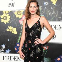 众星齐聚洛杉矶,共享 ERDEM X H&M时尚盛宴