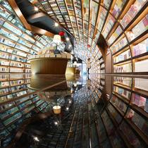 被天津海滨图书馆刷屏,国内还有这些超酷的图书馆-艺术