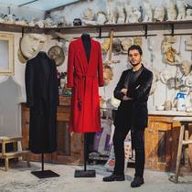 """时尚界又一个""""设二代"""",Roberto Cavalli儿子推出新品牌-设计师聚焦"""