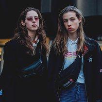 伦敦2018秋冬时装周街拍合集-时尚街拍