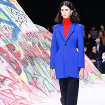#SuzyPFW: Balenciaga Gets Back into Shape-Suzy Menkes专栏