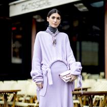 换季到底穿什么?今年最流行毛衣+裙子 -衣Q进阶