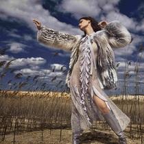 Blumarine 2018年秋冬系列广告大片-时装大片