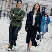 伦敦时装周最佳街拍
