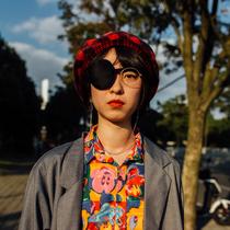 上海時裝周的最佳街拍 Day 1-時尚街拍