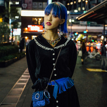 2019春夏東京時裝周街拍第二日-時尚街拍