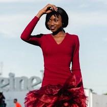非洲時尚風情:拉各斯時裝周的最佳街拍 Day1-時尚街拍