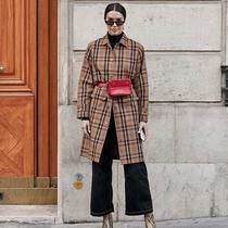 萬能闊腿褲 秋冬流行這樣穿-時尚街拍