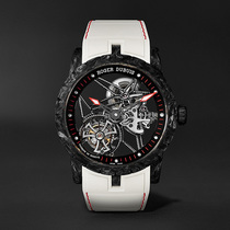 "ROGER DUBUIS 罗杰杜彼与 MR PORTER 联袂推出限量款""ONE-OF-A-KIND""EXCALIBUR 王者系列时计和体验-行业动态"