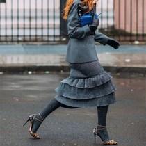 冬天最關心的問題——怎么把連褲襪穿得顯瘦又保暖?-衣Q進階