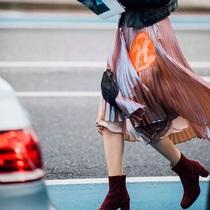?#21512;?#23601;买这几条半裙 怎么穿都美-衣Q进阶