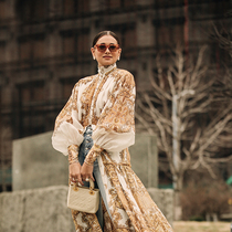 2019秋冬纽约时装周最佳街拍第五日 -时尚街拍