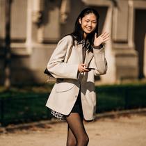 巴黎时装周2019秋冬系列街头风格亮点 Day 2-时装周报道