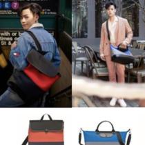Jeffrey董又霖演绎Longchamp2019春夏男士系列-品牌新闻