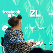 #CNILux: Diamond King Laurence Graff Reveals To Suzy Menkes The Largest Stone In A Century-Suzy Menkes專欄