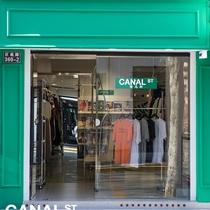 Canal St.堅尼街以纽约地铁为灵感的全新店铺升级,带你感受最纯正的Downtown气息-品牌新闻