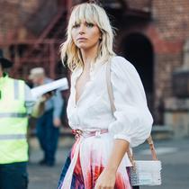 来自2019澳洲时装周汲取的街拍灵感-时尚街拍